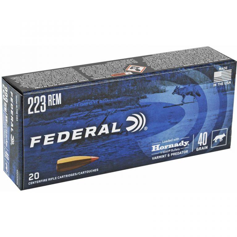 Federal .223